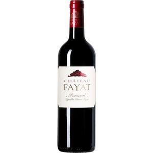 VIN ROUGE Château Fayat Pomerol 2014 - Vin rouge