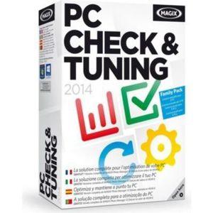 BUREAUTIQUE MAGIX PC Check & Tuning 2014