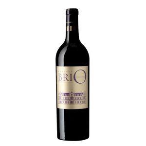 VIN ROUGE Brio de Cantenac Brown 2015 Margaux - Vin rouge de