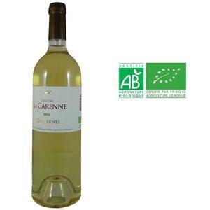 VIN BLANC Château La Garenne 2015 Sauternes - Vin blanc de B