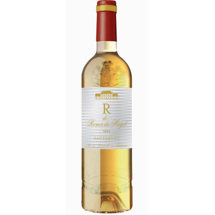 VIN BLANC R De Romer Du Hayot 2016 Sauternes - Vin Blanc de