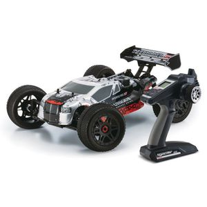 VAISSEAU SPATIAL KYOSHO INFERNO Neo ST Race 2.0 Readyset T1 Silver