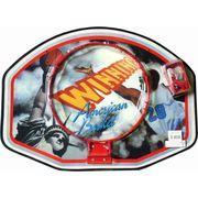 PANIER DE BASKET-BALL Set Planche Cercle et Filet 60 X 45 cm