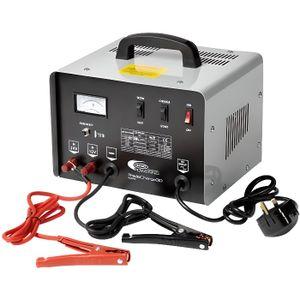 CHARGEUR DE BATTERIE Chargeur Pro de Batterie 30A 12V/24V