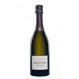 CHAMPAGNE Drappier Brut Nature 75cl