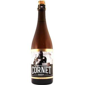 BIÈRE BRASSERIE DE HOORN Cornet Oaked Bière Blonde - 75