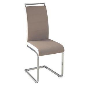 Lot 8 chaises salon achat vente lot 8 chaises salon for Chaises salle a manger taupe