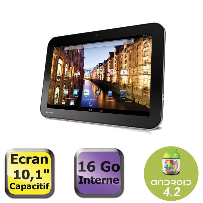 TABLETTE TACTILE Toshiba Excite Pure AT10-A-104
