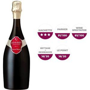 CHAMPAGNE Champagne Gosset Grande Réserve Brut