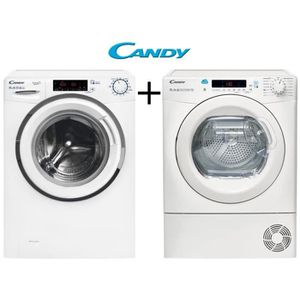 LAVE-LINGE Pack lavage CANDY - HGS1310THQ1-S-Lave linge front