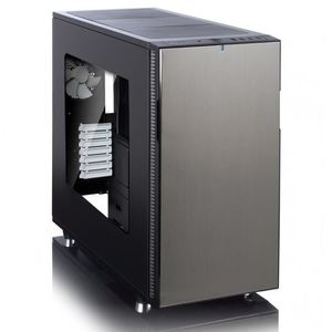 BOITIER PC  Fractal Design Define R5 titanium fenêtre