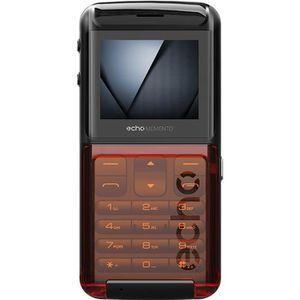 Téléphone portable Echo Memento Noir