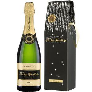CHAMPAGNE Champagne Nicolas Feuillatte Brut avec étui