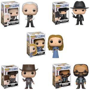 PACK DE GOODIES Pack de 5 Pop! Westworld