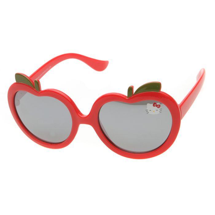 HELLO KITTY Lunettes de Soleil Enfant Rouge, vert - Achat   Vente ... 417fcb639617
