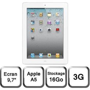 TABLETTE TACTILE Apple iPad 2 16 Go 3G (MC982TY/A)