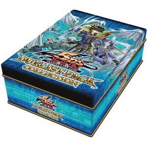 CARTE A COLLECTIONNER Tin Yu Gi Oh! Duelliste Pack Asmodee