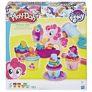 JEU DE PÂTE À MODELER PLAY DOH - My Little Pony - Pinkie Pie Cup Cake Pa