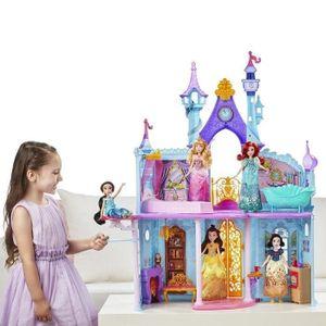 MAISON POUPÉE DISNEY le Château de Princesses