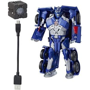 FIGURINE - PERSONNAGE TRANSFORMERS The Last Knight - OPTIMUS PRIME - All