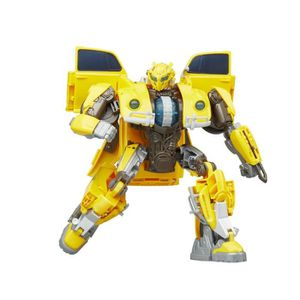 FIGURINE - PERSONNAGE TRANSFORMERS - Power Charge Bumblebee - Figurine 2