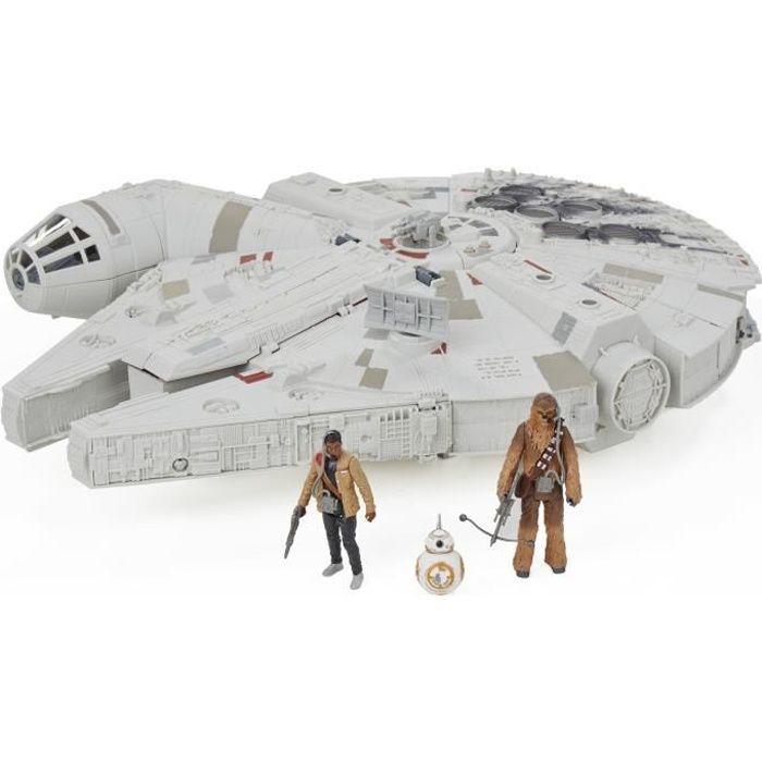 vaisseau star wars hasbro achat vente jeux et jouets. Black Bedroom Furniture Sets. Home Design Ideas