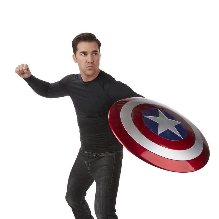 FIGURINE - PERSONNAGE AVENGERS - Bouclier Legend Captain America