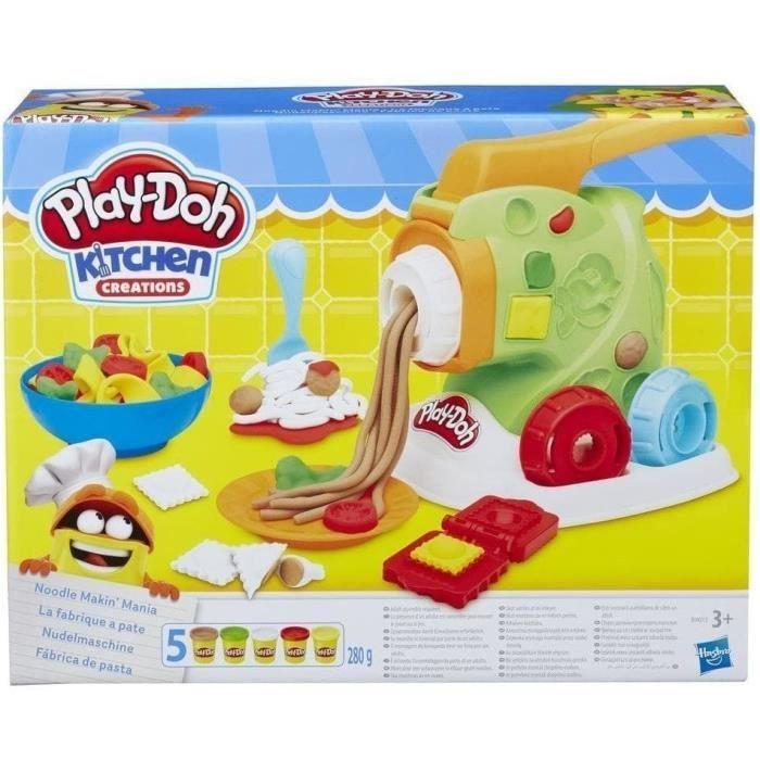 JEU DE PÂTE À MODELER PLAY-DOH Kitchen Creations - La Fabrique à Pâte