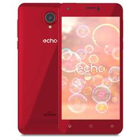 SMARTPHONE Echo Mobile Moss Rouge