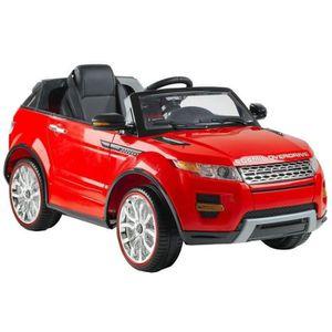 VOITURE ENFANT E-ROAD Voiture électrique Land Rover Evoque E-Road