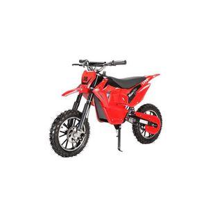 MOTO MOOVWAY Moto cross électrique - 500W - 24V - 12Ah