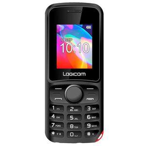 Téléphone portable Logicom Posh 170 Noir Rouge