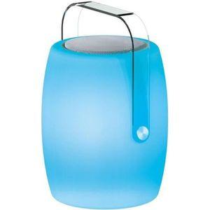 POT LUMINEUX Lampe baladeuse extérieur bluetooth rechargeable m