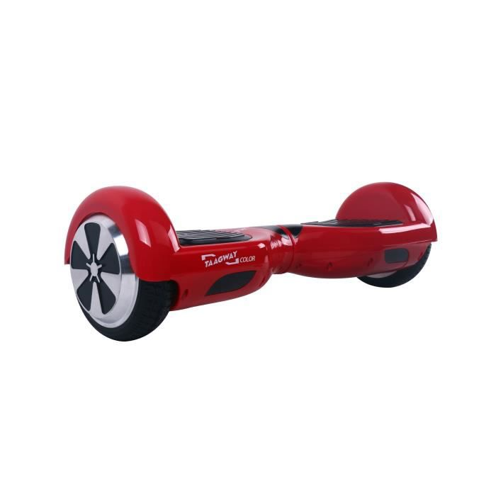 """GYROPODE TAAGWAY Hoverboard électrique 6,5"""" - 2x350W - 36V"""