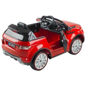 voiture electrique enfant range rover achat vente jeux et jouets pas chers. Black Bedroom Furniture Sets. Home Design Ideas