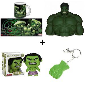 BOL - MUG - MAZAGRAN Box Marvel Hulk