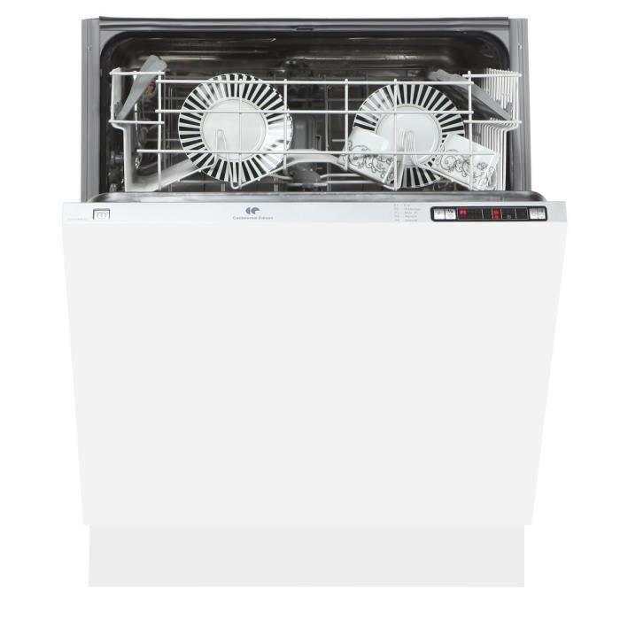CONTINENTAL EDISON CELV1249FULL LV - Lave-vaisselle tout ...