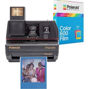 PACK APP. INSTANTANE Pack Polaroid Originals 600 Impulse Appareil photo