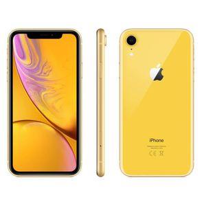 SMARTPHONE APPLE iPhone Xr Jaune 64 Go