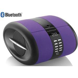 RADIO CD CASSETTE NAF NAF DNI068 SENSE BT Radio CD portable MP3 USB
