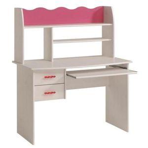 bureau enfant fille achat vente bureau enfant fille pas cher cdiscount. Black Bedroom Furniture Sets. Home Design Ideas