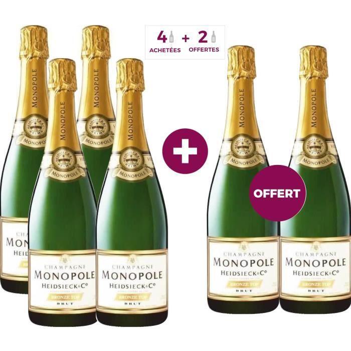 Fabuleux Champagne heidsieck - Achat / Vente Champagne heidsieck pas cher  BS64