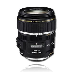 OBJECTIF CANON EF-S 17-85mm f/4-5.6 IS USM
