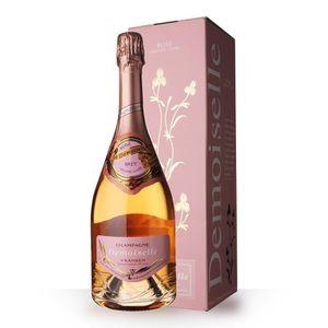 CHAMPAGNE Demoiselle Brut rosé