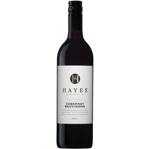 VIN ROUGE Hayes 2012 Cabernet Sauvignon - Vin roug de Califo