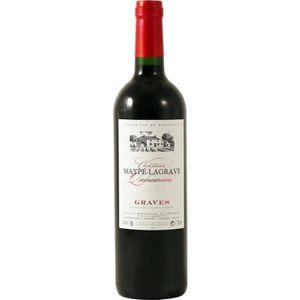 VIN ROUGE Château Maype-La-Graves 2011 Graves -Vin rouge de
