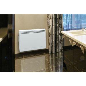 radiateur electrique inertie seche 1500w achat vente. Black Bedroom Furniture Sets. Home Design Ideas