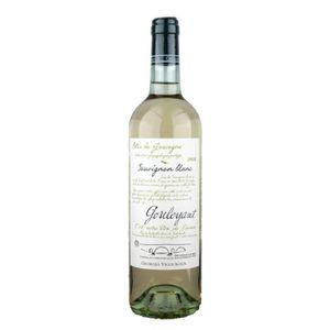 VIN BLANC Gouleyant Sauvignon 2016 Côtes de Gascogne - Vin b