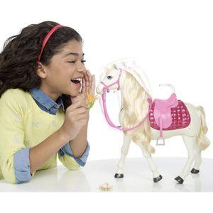 poupe barbie dreamhorse cheval de rve - Barbie Cheval