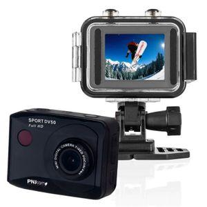 CAMÉRA SPORT PNJ CAM Caméra Full HD SPORT DV 50 avec Ecran LCD